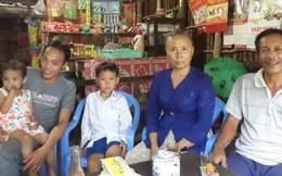 Hình ảnh mới nhất của bé 4 tuổi bị mẹ ruột, cha dượng hành hạ