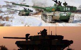 Đặt tăng Arjun MkII Ấn Độ và Type 99 Trung Quốc lên bàn cân