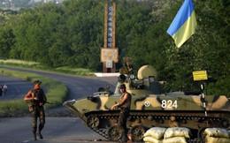 Quân ly khai Ukraine được tăng viện