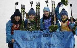 Olympic Sochi: Ukraine có HCV đầu tiên, Victor Ahn lập kỳ tích