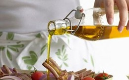 6 sai lầm trong sử dụng dầu ô liu