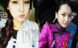 Thiếu nữ Mông Cổ xinh đẹp như hot girl Hàn Quốc