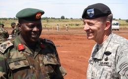 """Quân đội các nước châu Phi ngày càng """"bạo chi"""""""