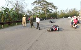 Giúp bạn đánh chết người vì va quẹt xe máy