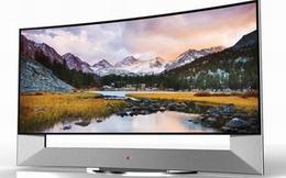 Tivi màn hình cong 105-inch đầu tiên ra mắt tại CES 2014