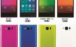 Máy tính bảng và smartphone Nhật siêu tiết kiệm pin