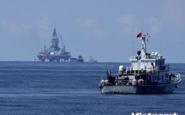 Tàu Việt Nam cách vị trí mới của Hải Dương 981 hơn 10 hải lý