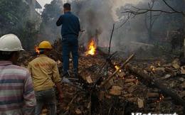 Viện Bỏng Quốc gia tích cực cứu 5 nạn nhân vụ máy bay rơi