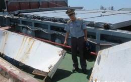 Tàu Trung Quốc đâm tàu Kiểm ngư Việt Nam gây hỏng nhiều thiết bị
