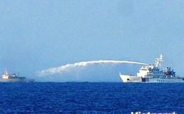 Trung Quốc tiếp tục dùng lực lượng lớn uy hiếp ngư dân Việt Nam