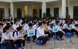Hơn 900.000 thí sinh bắt đầu thi tốt nghiệp trung học phổ thông