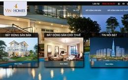 Tạo website giống tập đoàn lớn để rao bán nhà