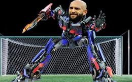 Ảnh chế: ĐT Mỹ có Transformer trong đội hình dự World Cup