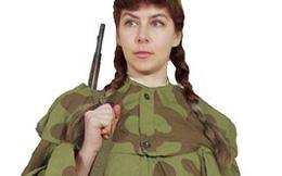 """Ngụy trang thời Thế chiến II: Cuộc """"đọ"""" quân phục Đức - Liên Xô"""
