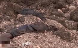 Nga: Nghi án lính Ukraine thảm sát dân thường, bí mật chôn xác