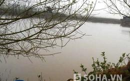 Phát hiện xác chết nổi gần trạm bơm trên sông Mã