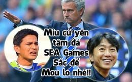 """Ảnh chế: Mourinho quyết """"sống mái"""" với Kiatisak là vì... Miura?"""