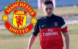 Con trai Beckham tìm đường về Man United