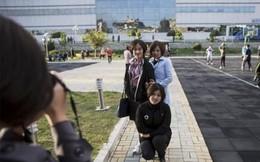 'Chợ đen' ở Triều Tiên
