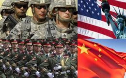 """Tương quan quân sự: Liệu Mỹ có """"đè"""" được Trung?"""