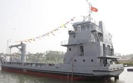 Hạ thủy thành công 2 tàu chở quân xuất khẩu sang châu Mỹ