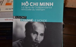 Báo Le Monde ra sách về Chủ tịch Hồ Chí Minh