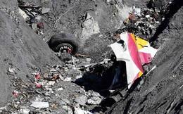 Thông điệp cảm động của phi công Germanwings