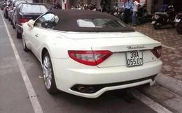 Bộ sưu tập siêu xe của tỉnh nghèo Hà Tĩnh
