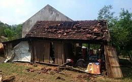 Hàng trăm ngôi nhà tốc mái do lốc xoáy và mưa đá