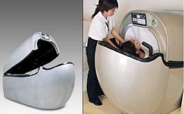 """Nhật Bản: Nâng độ lười lên level mới với """"Máy tắm rửa tự động"""""""