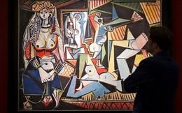 Bức tranh gợi cảm của Picasso lập kỷ lục giá khủng