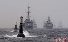 [ẢNH] NATO tập trận chống tàu ngầm quy mô lớn