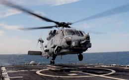 Đan Mạch nhận trực thăng MH-60R vào cuối năm 2015