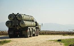 Nga tuyên bố tên lửa S-400 khôi phục trật tự vùng trời Syria