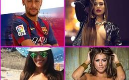 """Neymar """"khóc dở, mếu dở"""" vì scandal tình ái"""