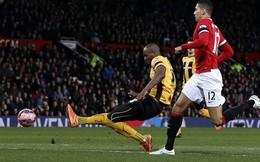 Man United run sợ vì pha bóng này