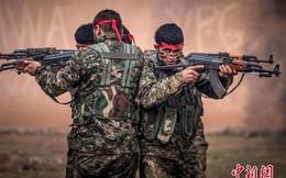 Chiến binh người Kurd và súng AK huyền thoại