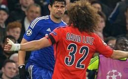 Diego Costa cao thượng bất ngờ với David Luiz