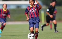 """""""Messi của Nhật Bản"""" quyết định rời Barca"""