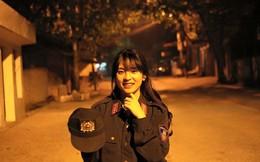 """Nữ """"cảnh sát"""" 9x gây sốt vì quá xinh đẹp"""