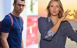 """Sự thật vụ Ronaldo qua mặt Irina """"lên giường"""" với Sharapova"""