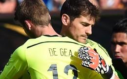 Casillas lần đầu lên tiếng vụ Real mua De Gea
