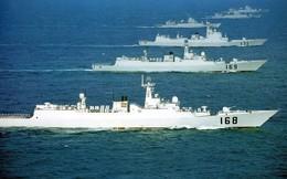 5 tàu chiến mặt nước nguy hiểm nhất của Hải quân Trung Quốc