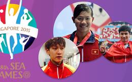 """[Infographic] Đoàn Việt Nam và cơn """"địa chấn"""" tại SEA Games"""