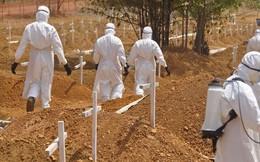 Ebola quay trở lại