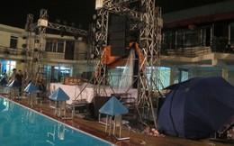 Tham gia chương trình Pool Party Storm bị điện giật chết