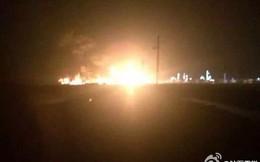 NÓNG: Trung Quốc lại chấn động vì vụ nổ khu công nghiệp hóa chất