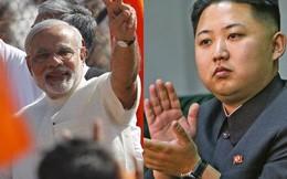 Vì sao Ấn Độ đang ra sức hâm nóng quan hệ với Triều Tiên