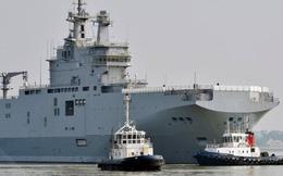 Bán tàu Mistral cho Ai Cập, Pháp lỗ 250 triệu euro