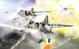 """[INFOGRAPHIC] """"Người anh em"""" kém may mắn của cường kích Su-24"""